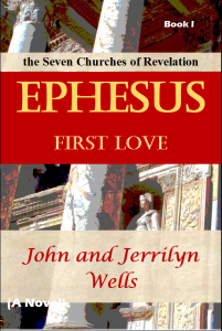 "Book 1  ""Ephesus: First Love"""
